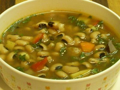 BLACK EYE PEAS SOUP