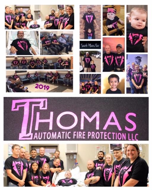 2019 Thomas Fire Protection