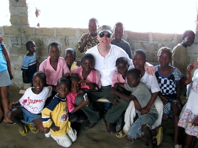 Ken with Children