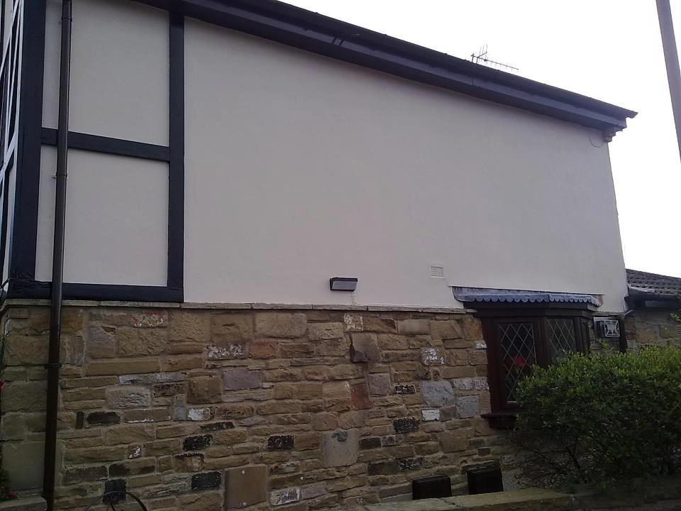 ext wall location hertford