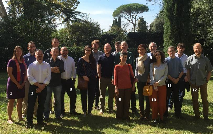 Workshop on ?Economic Behaviors in Non-Human Primates?, Florence, Italy (October 2018)