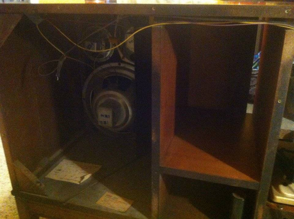 """1961 CURTIS MATHES """"THE PROVINCIAL"""" STEREO CONSOLE"""