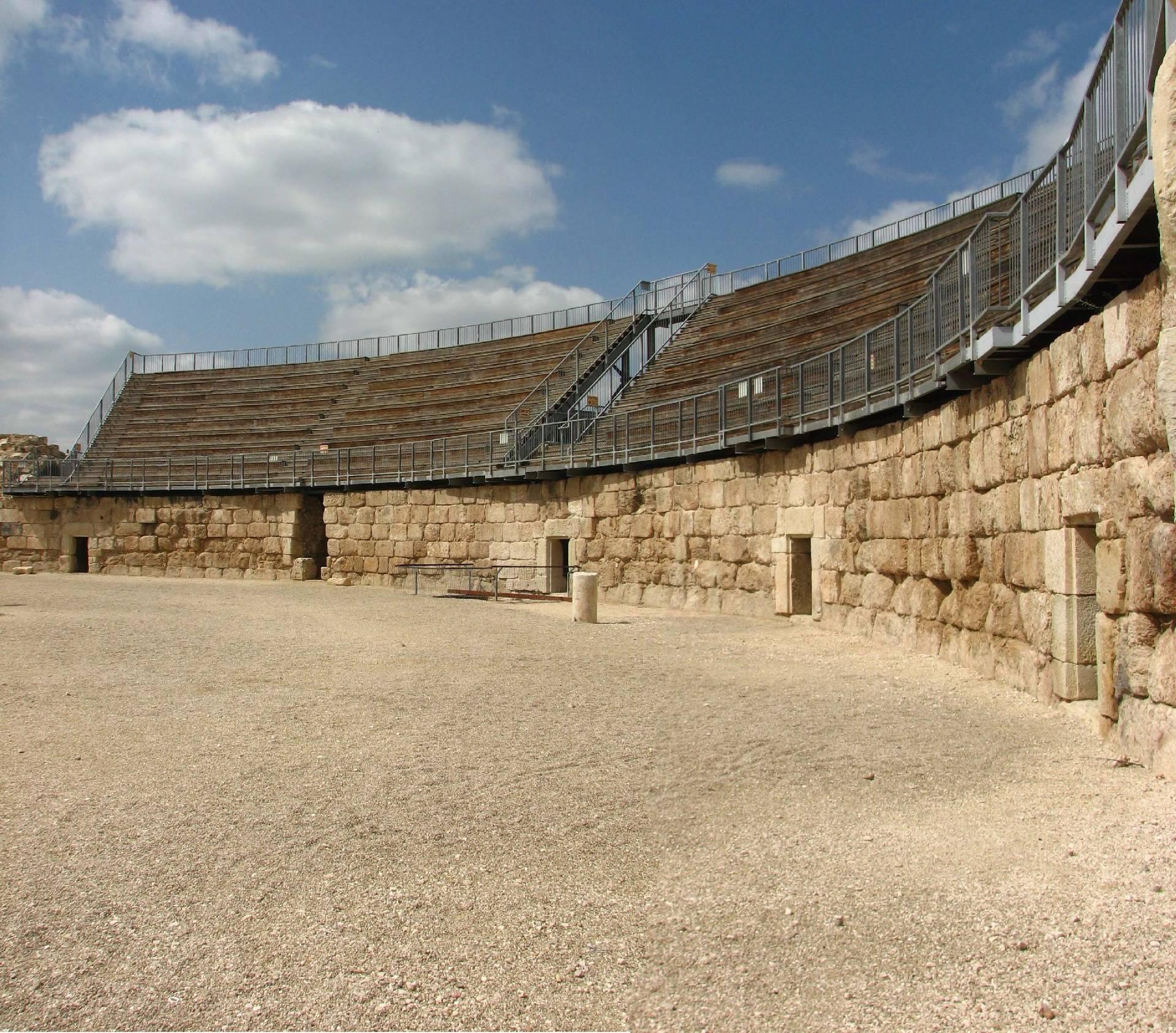Roman Amphitheater 2