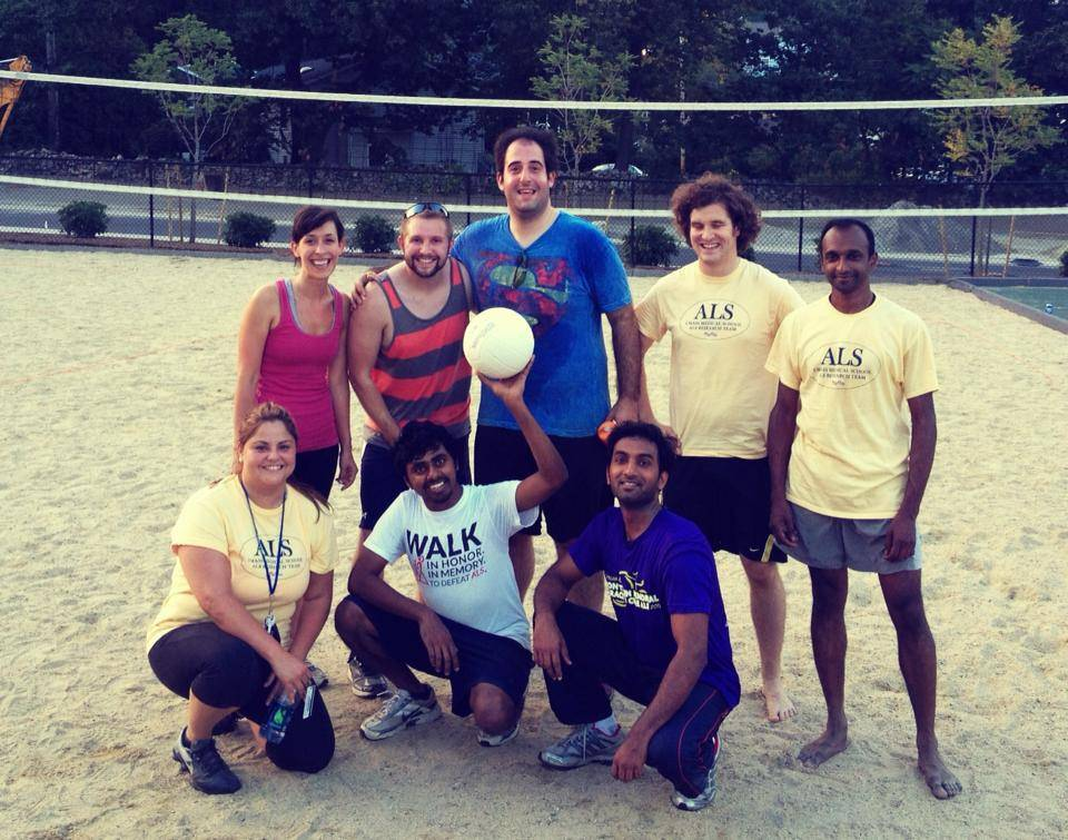 Neurology Volleyball Team