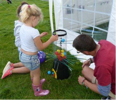 Playing the big 'Kerrplunk' game