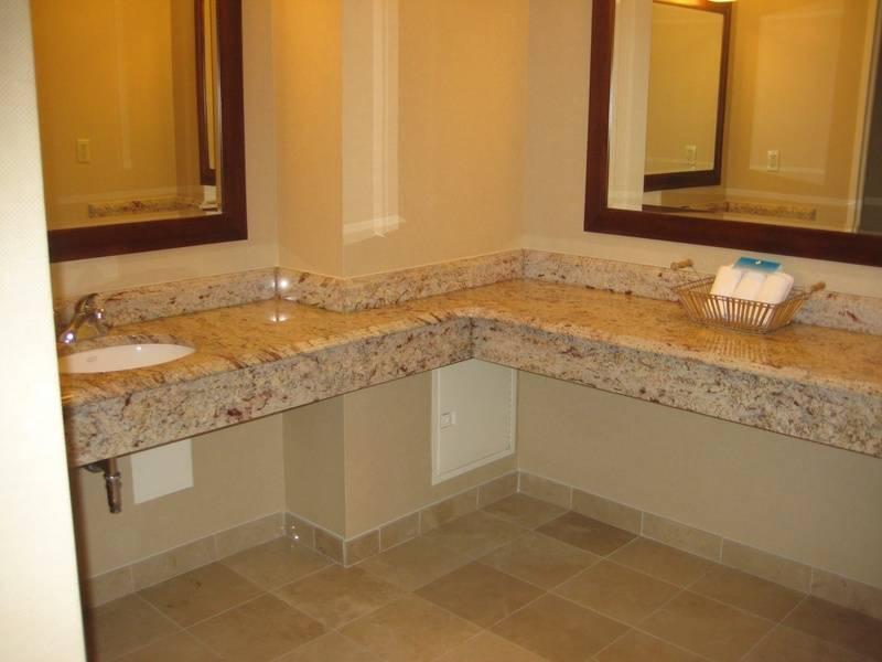 Board room bathroom