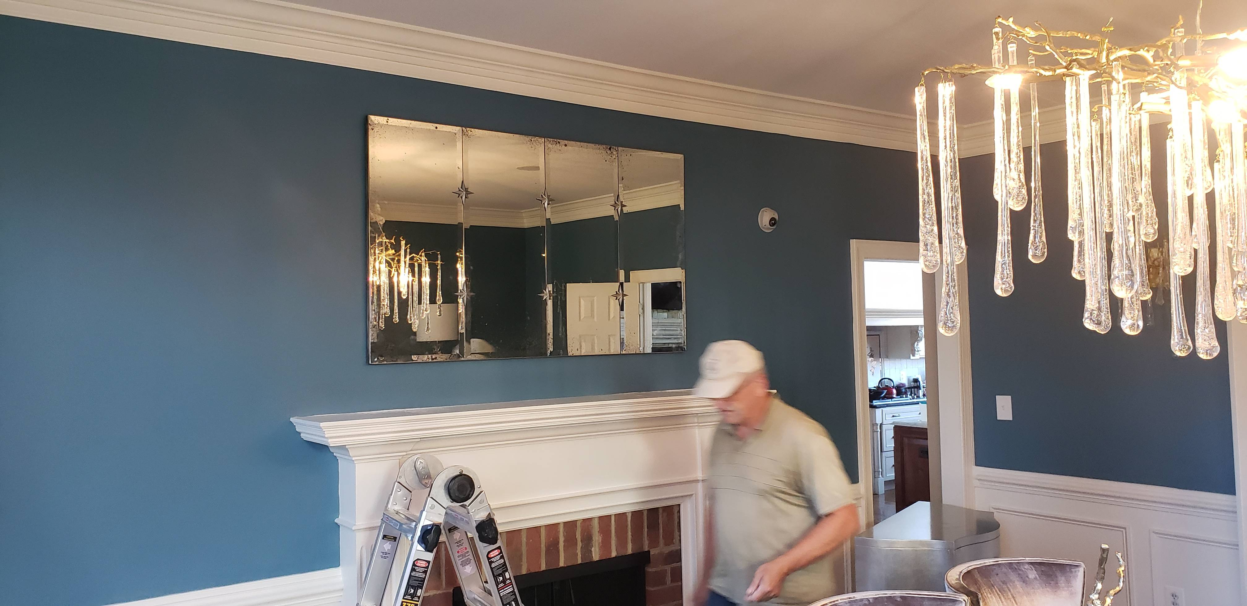 Picture hanging installation in lexington park MD