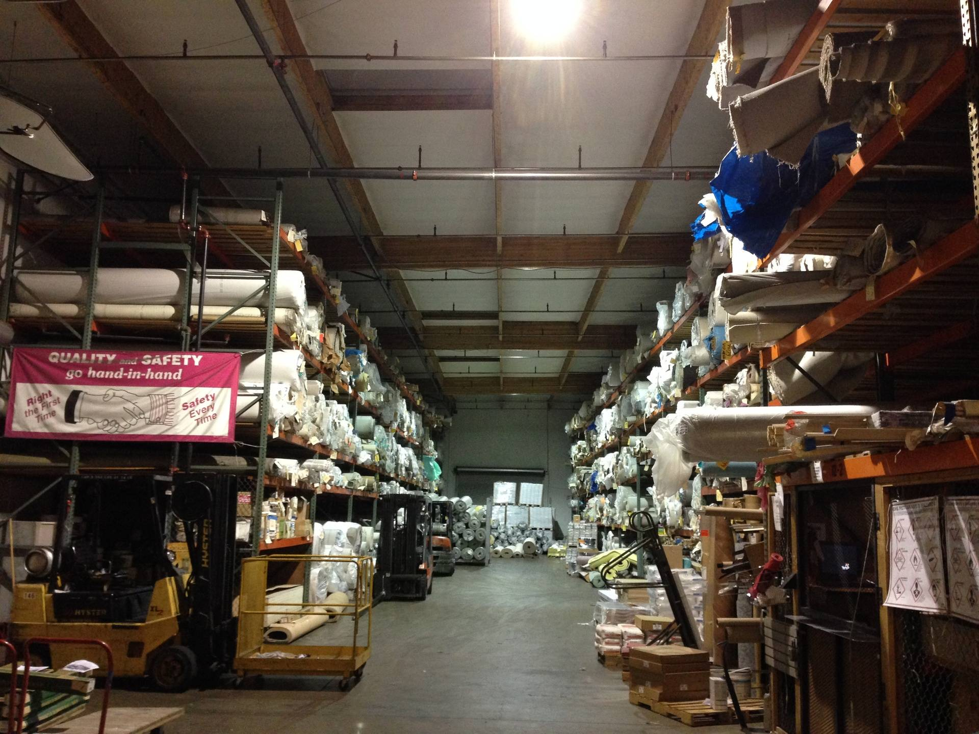 Warehouse High bay lighting