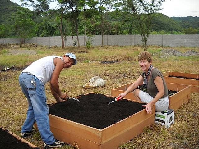 Square Foot Garden Boxes 1