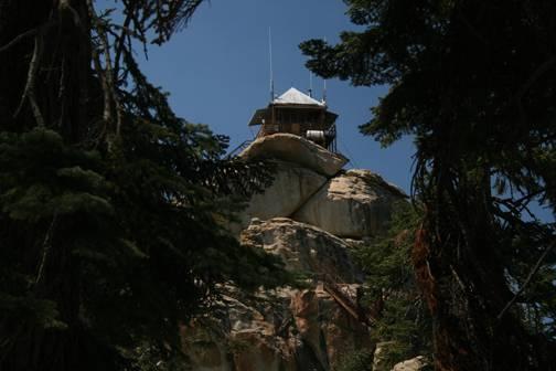 Buckrock Lookout Tower