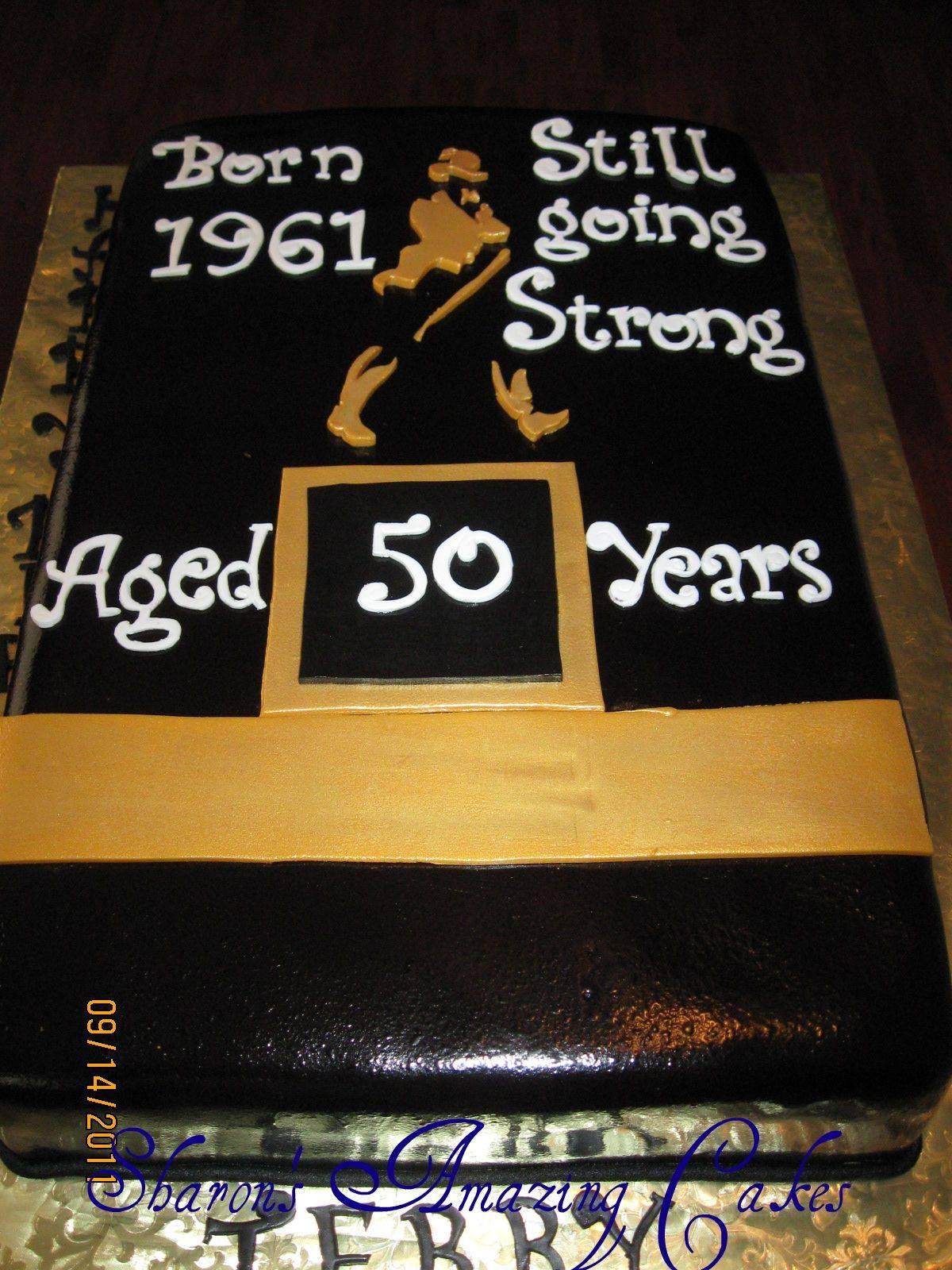 CAKE 15G -Johnny Walker Cake 2