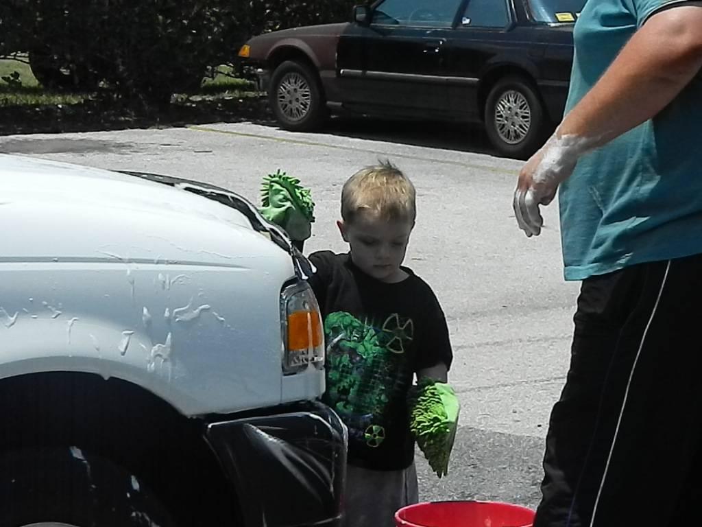 Youth Car Wash May 2012