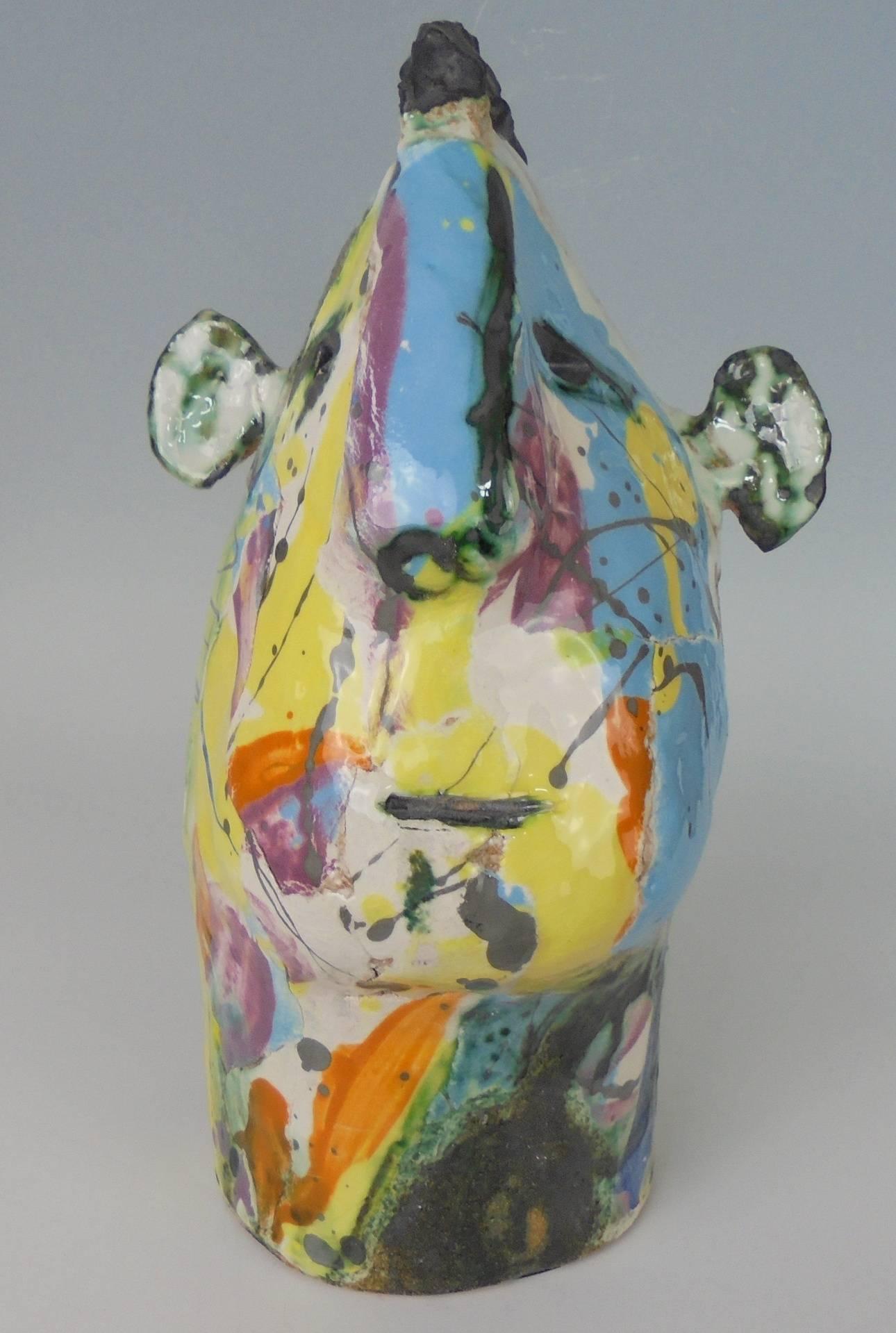 Mary Jones Ceramics.  Amazing places.  SOLD
