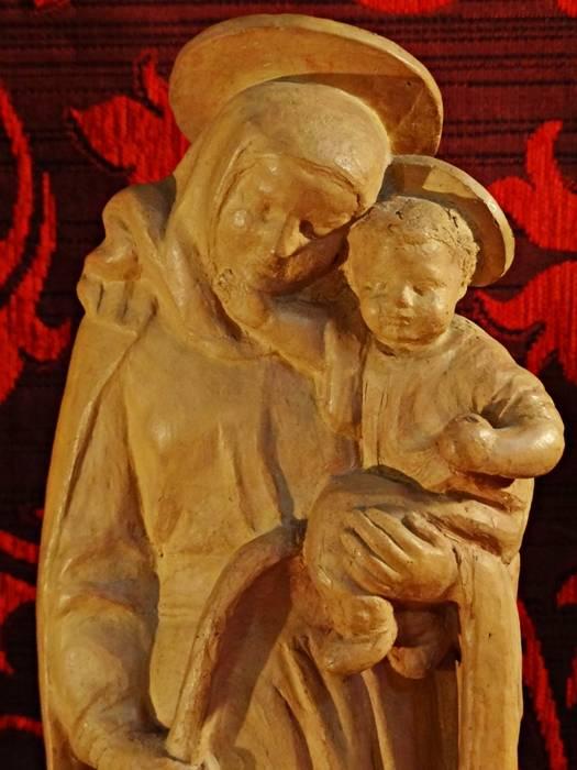 Sculpteur Henri Raphaël MONCASSIN