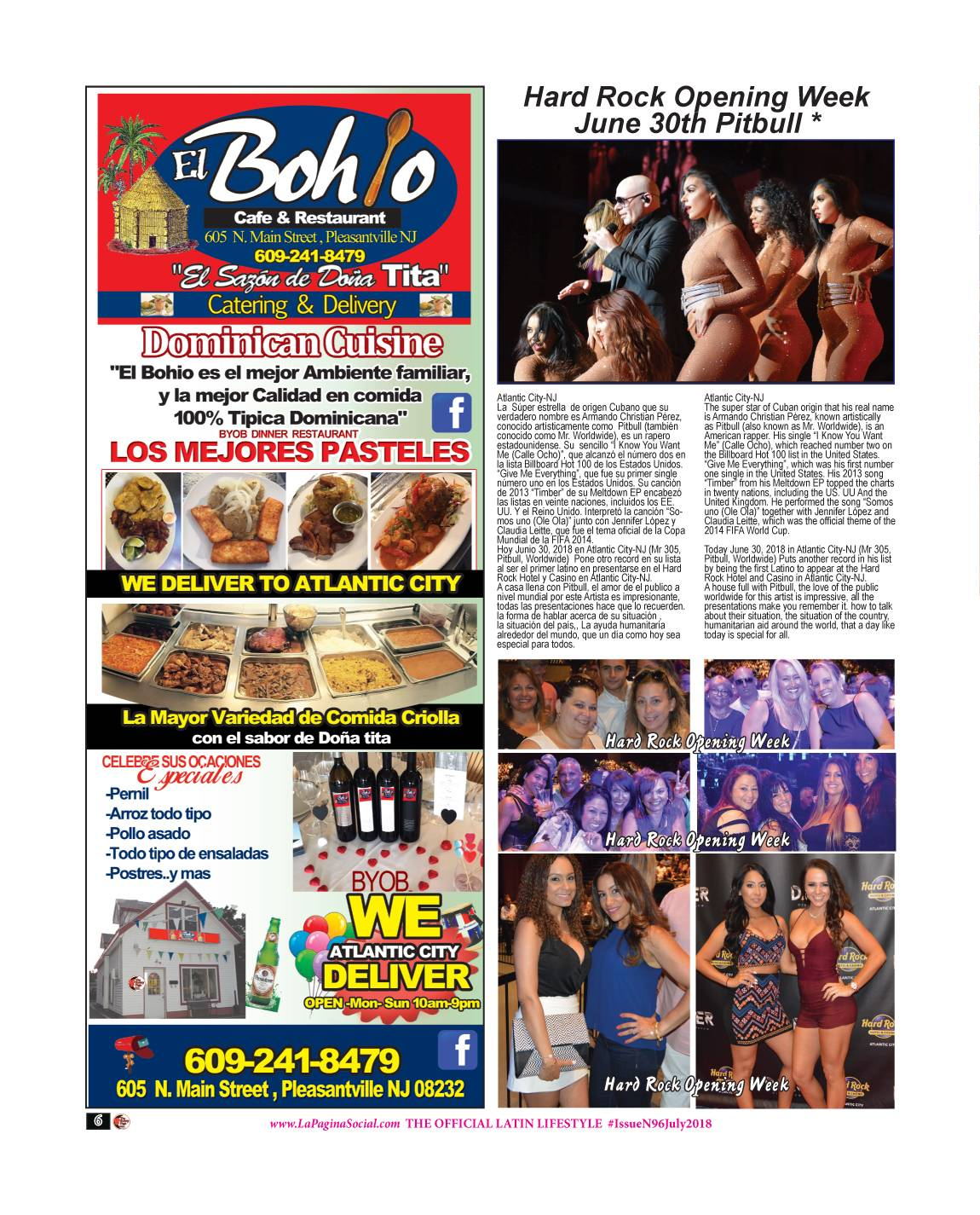 7 The Society Page en Espanol Issue N96 July 2018
