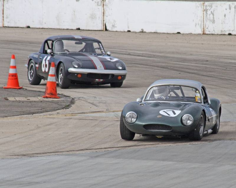 1959-1966 Production Cars (disc brakes)