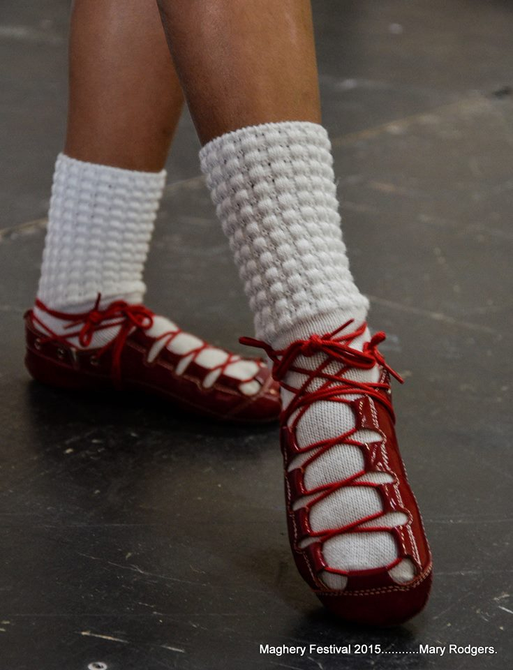 Maghery Irish dancing competition