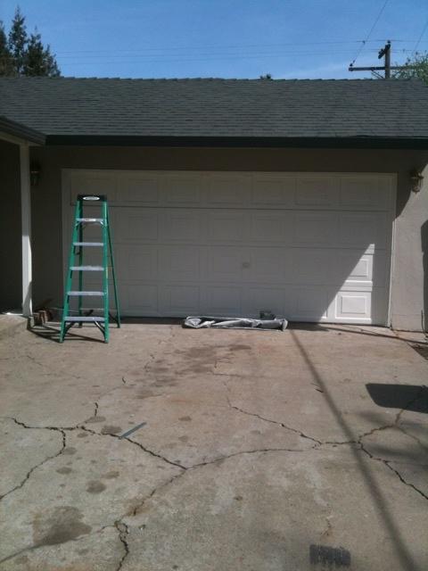 House painting, Sacramento