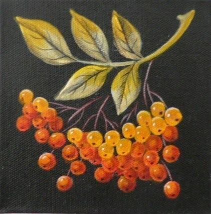Berries SOLD