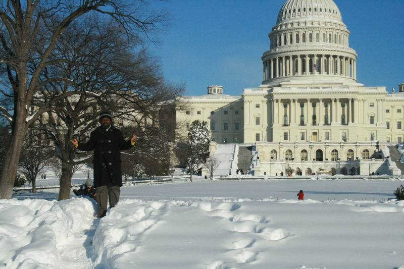 2010 Blizzard in Washington, DC