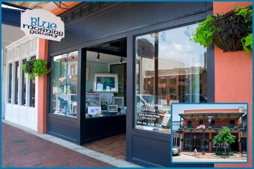 Blue Morning Gallery, 21 S Palafox Pl., Pensacola, Florida, 32501, USA