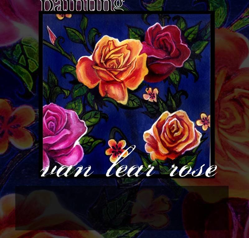 Roses Selections From Van Lear Rose