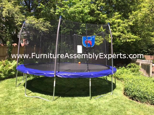 skywalker trampoline assembly service in tysons corner VA