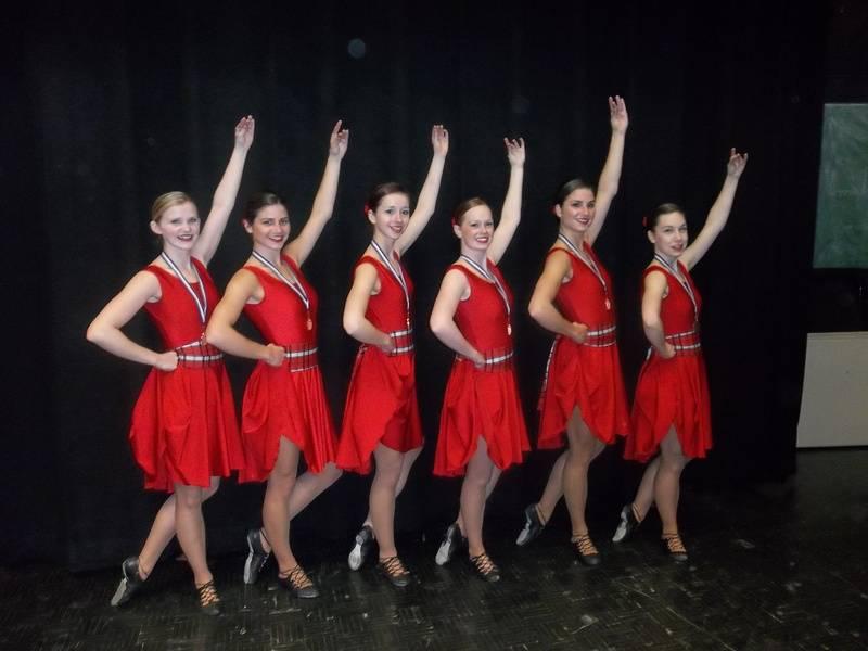 OHDA Choreography 2013