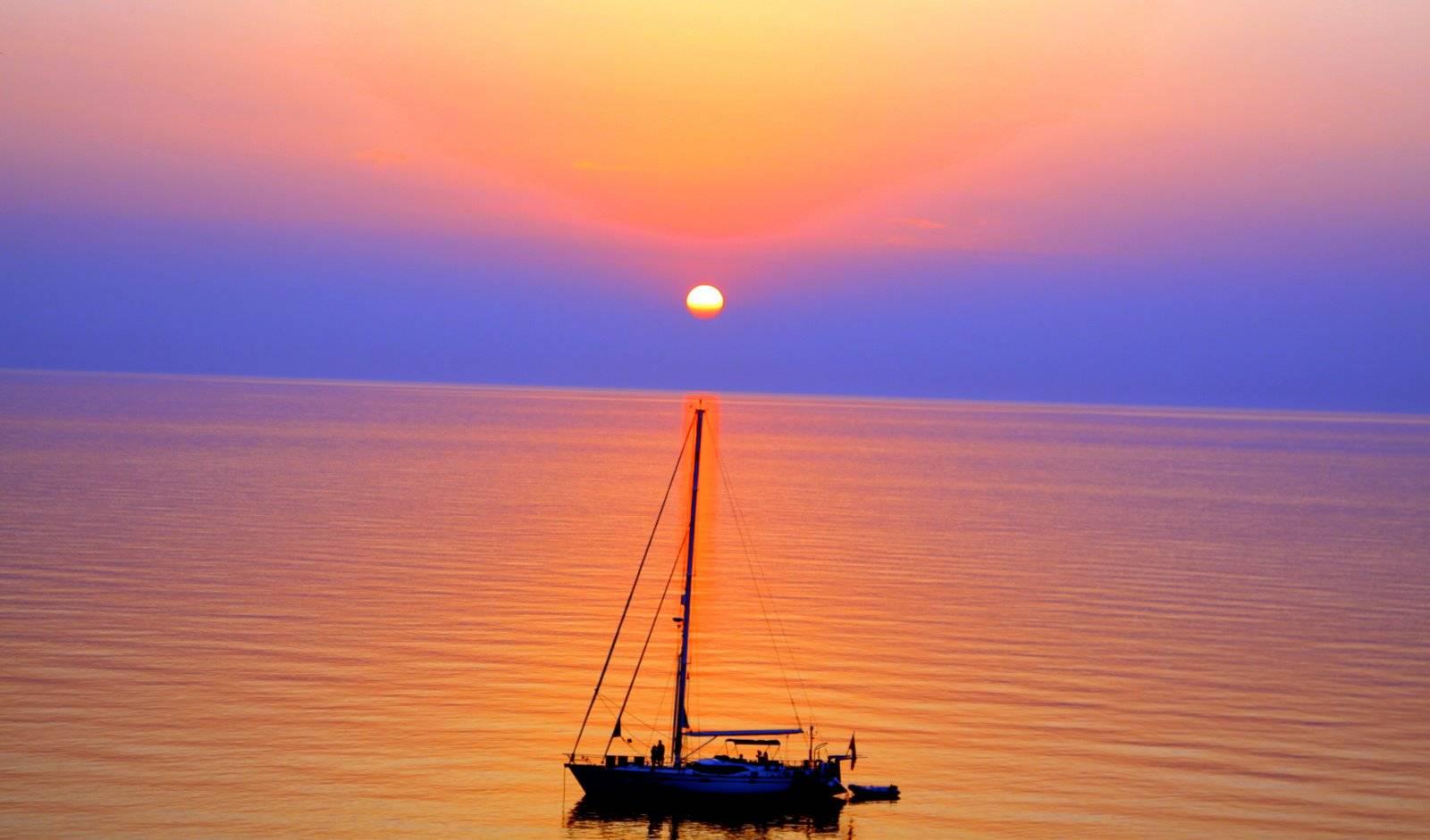 Ai Stratis island, Aegean Sea