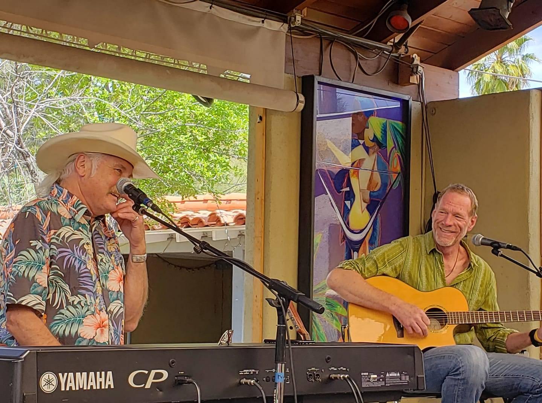 Stewart MacDougall and Eric Ramsey