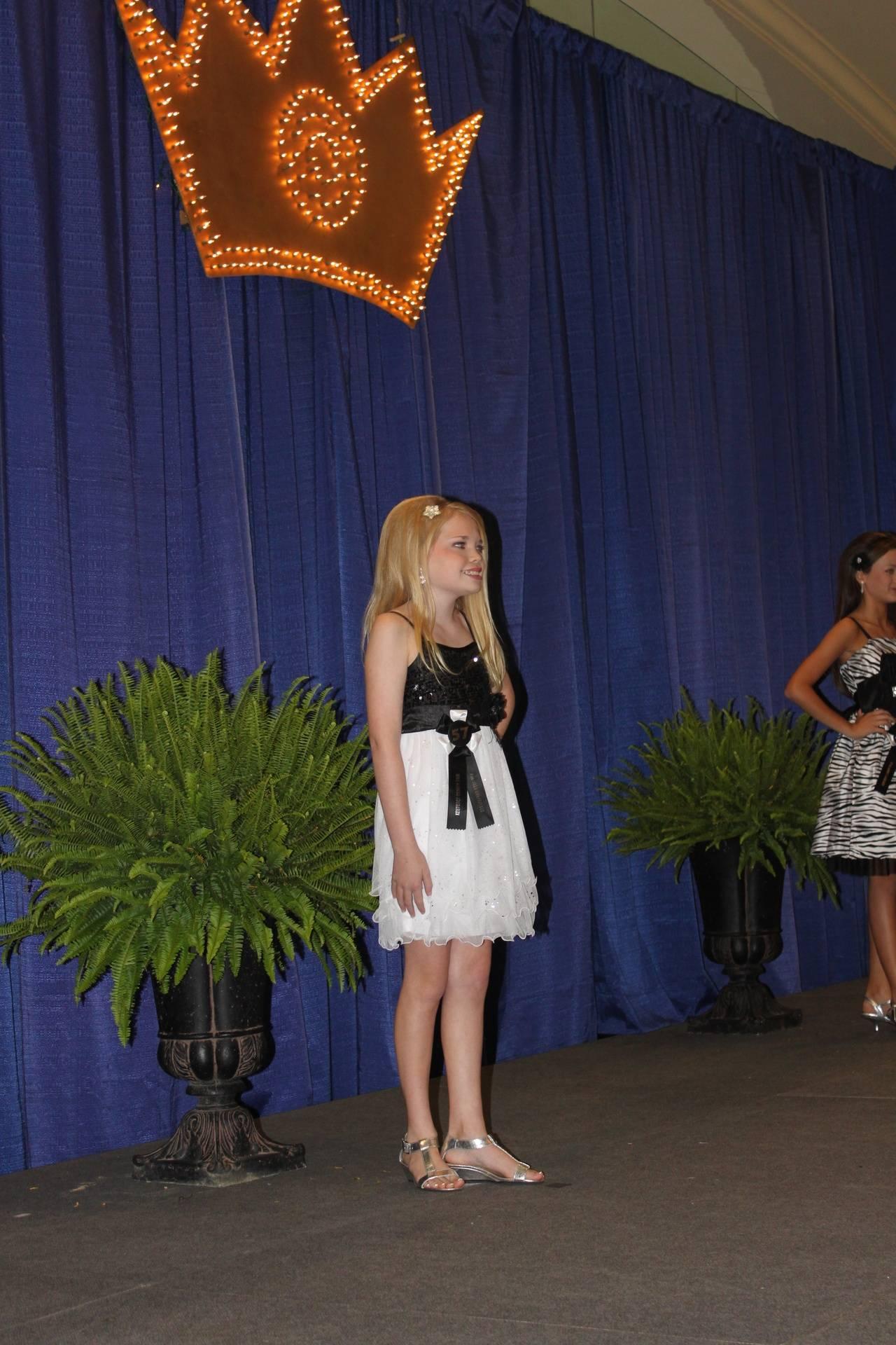 Miss Pre Teen Bourbon County Keelie Jolly