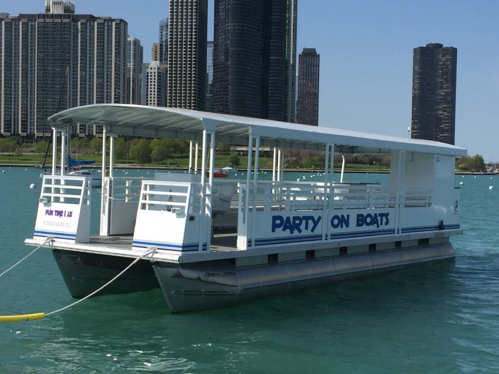 FunTime boat