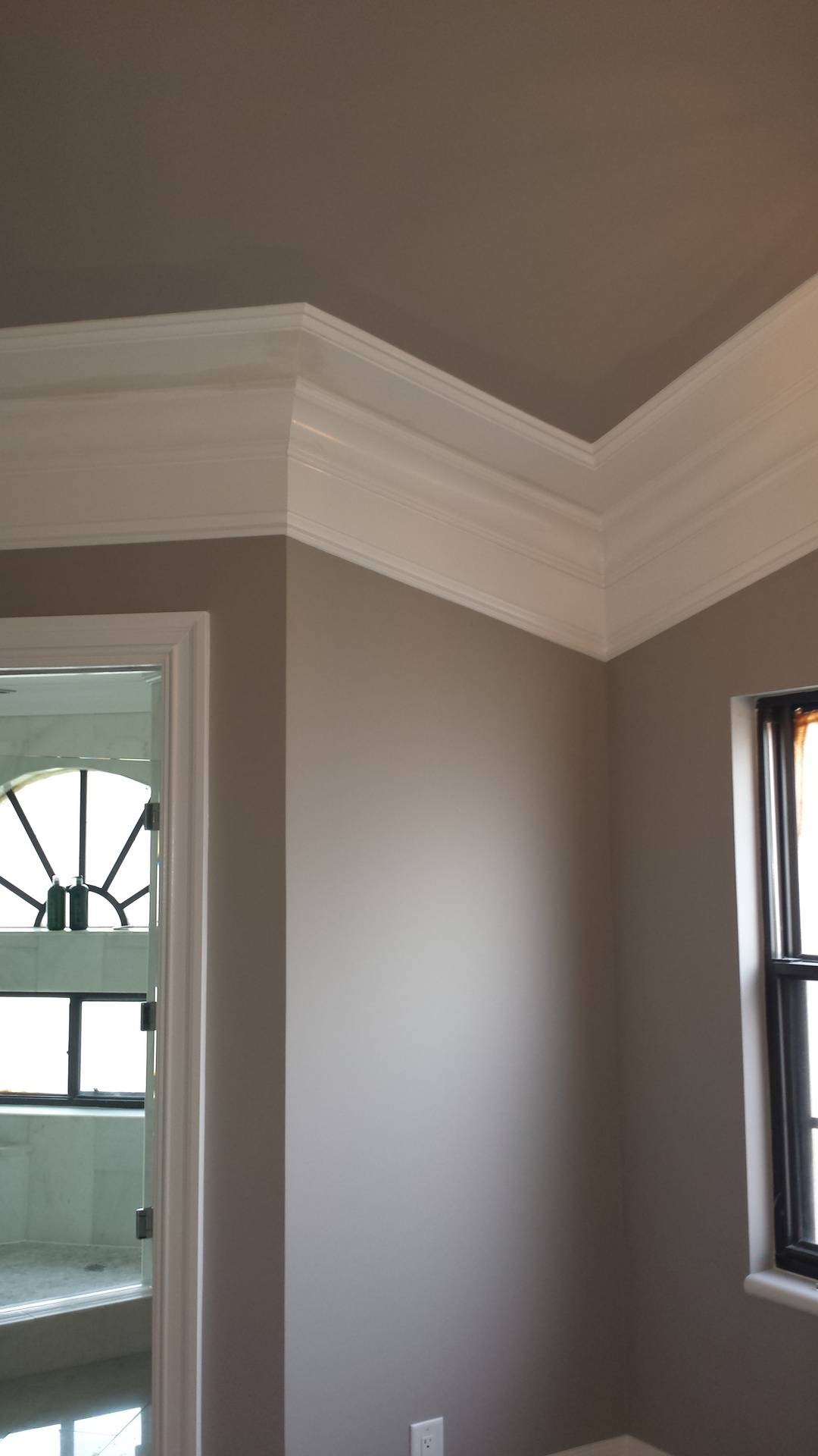 3 Step Crown Molding