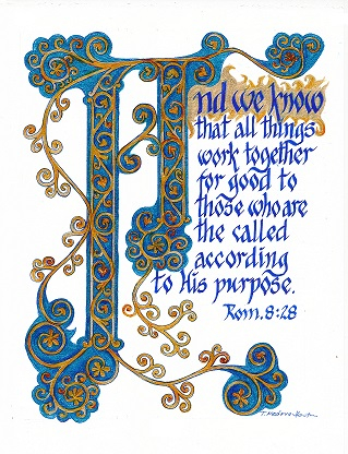 And We Know that All Things Work Together - Rom.8:28