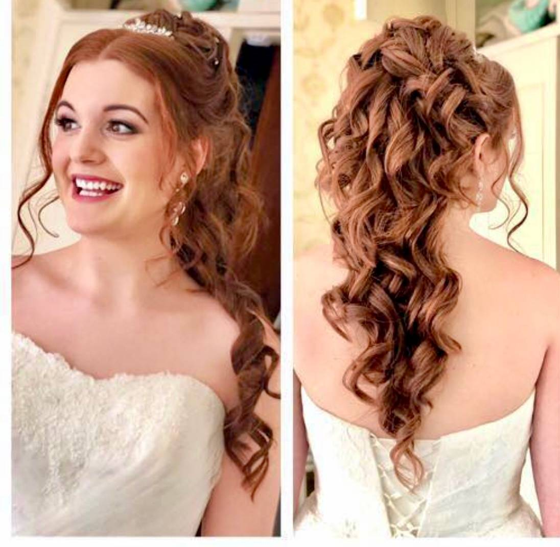 Stunning Long Tumbling Curls