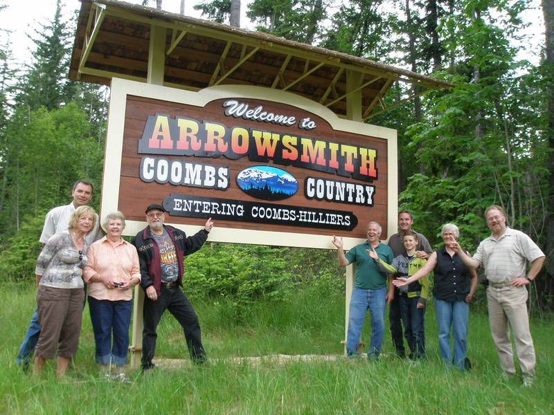 Welcome to Arrowsmith