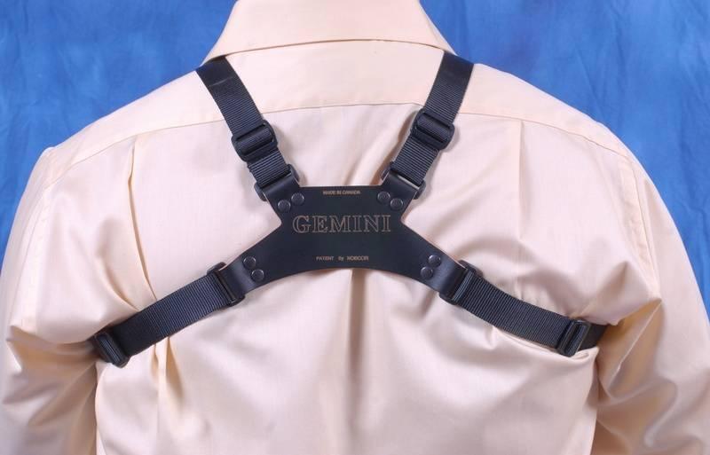 Gemini Ultimate Saxophone Harness