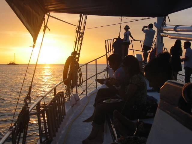 Langkawi Sunset Yacht Charters