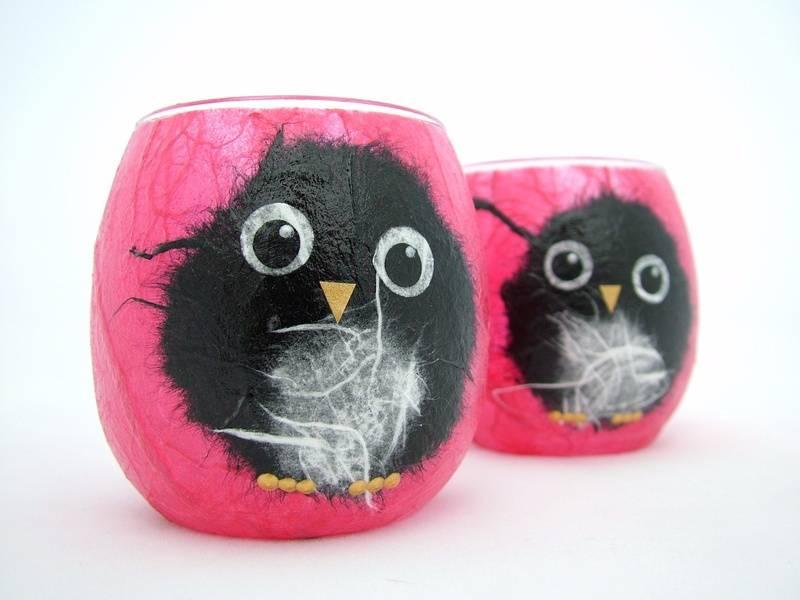 Shocking Pink Penguin