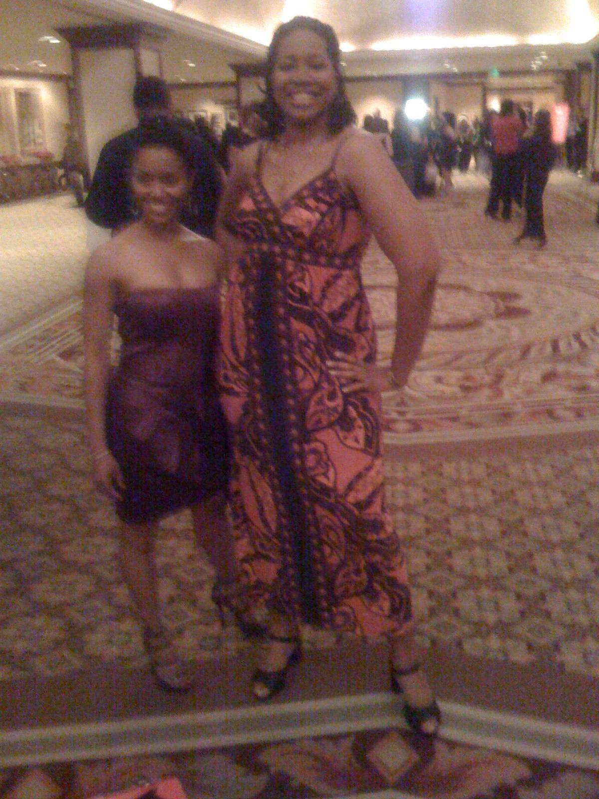 Lonye Perrine & Nadia Garnier