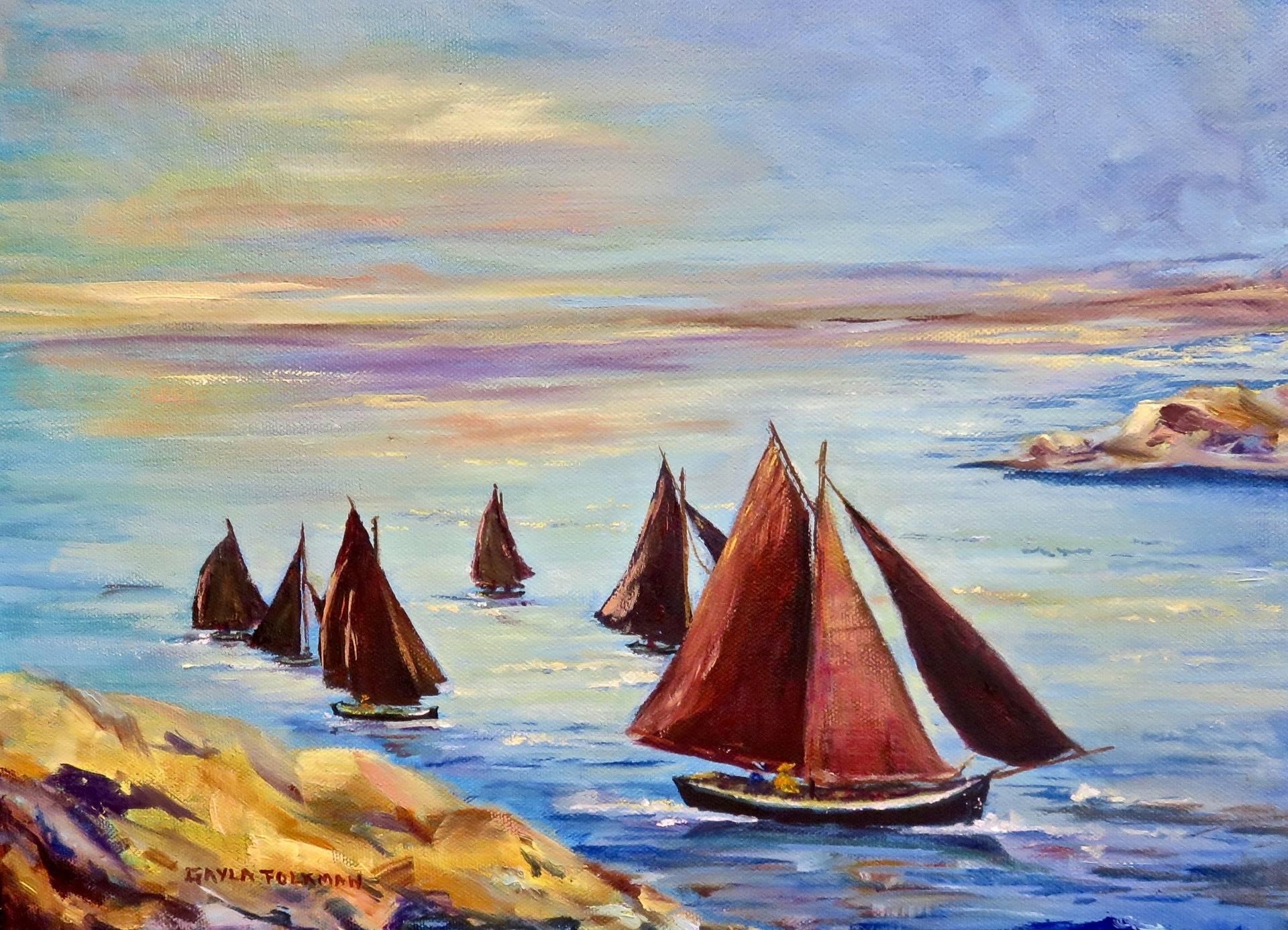 Sailing Away Blues