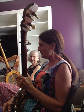 Folk Ensemble Class