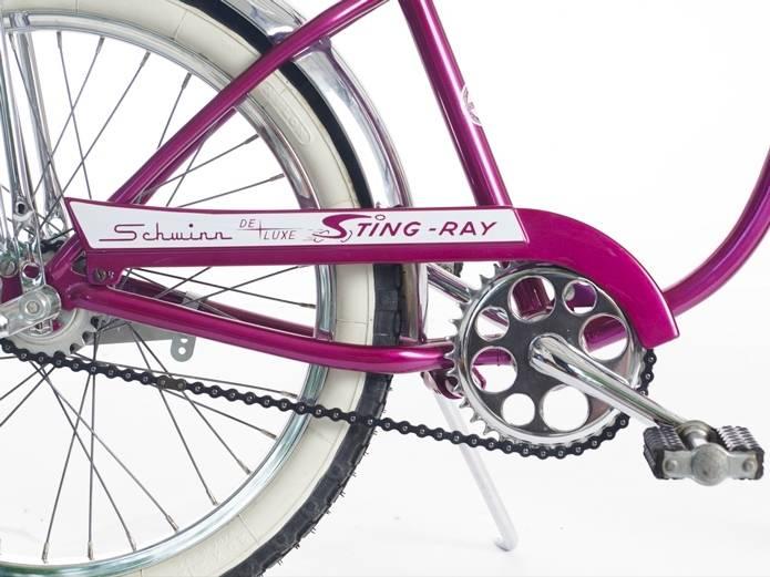 1964 Deluxe Stingray Schwinn Chainguard