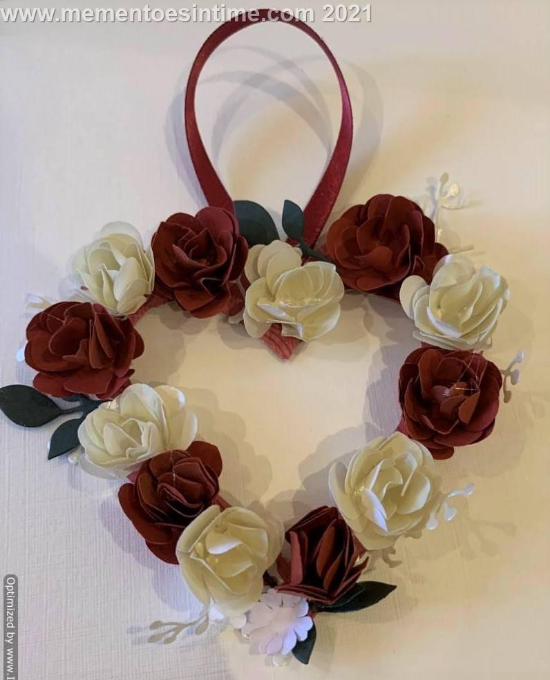 Heart Wreath Number 2