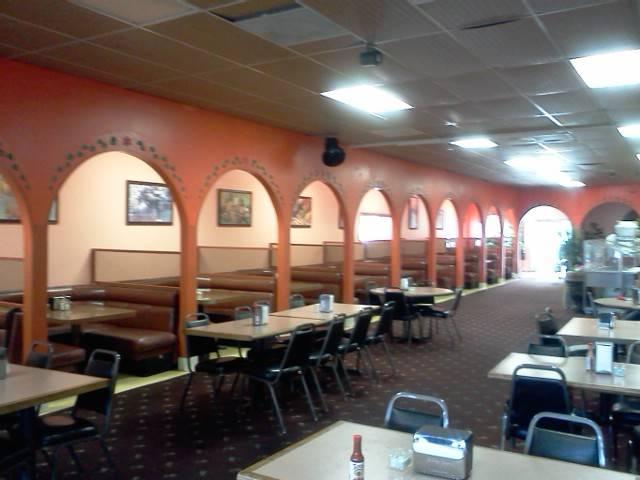 2015 restaurant inside view