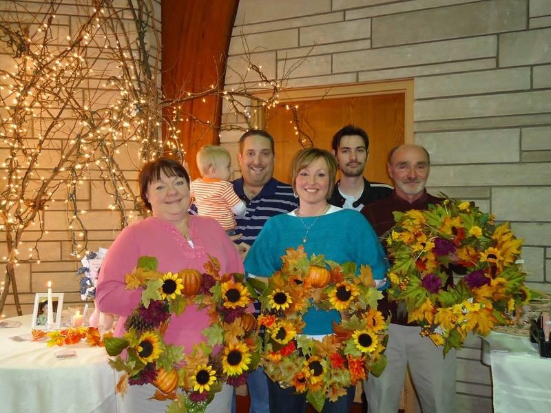 Wanda Starr's family