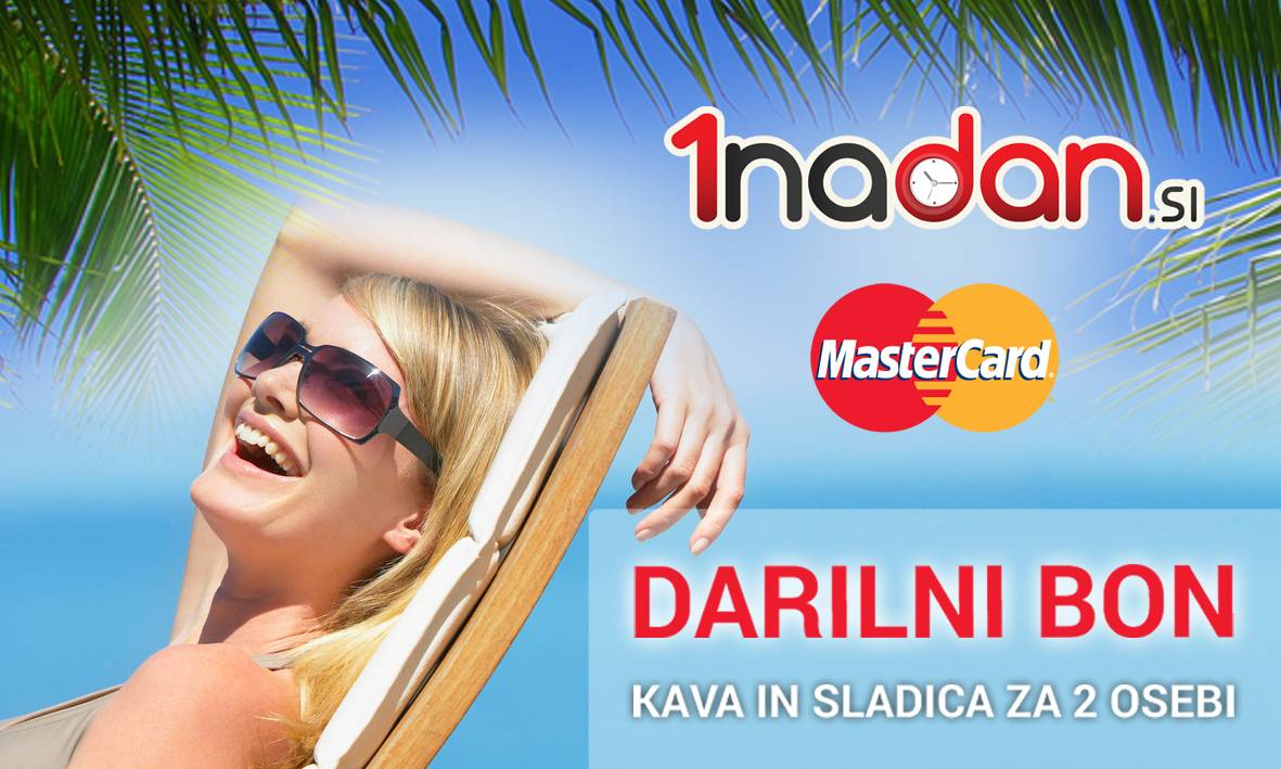 kampanija MasterCard in 1nadan