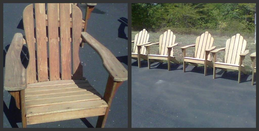 Wooden furniture cleaning  Cleaned by Pete
