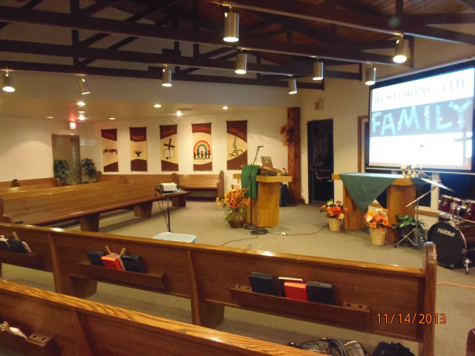 Restoring the Family Unit Workshop