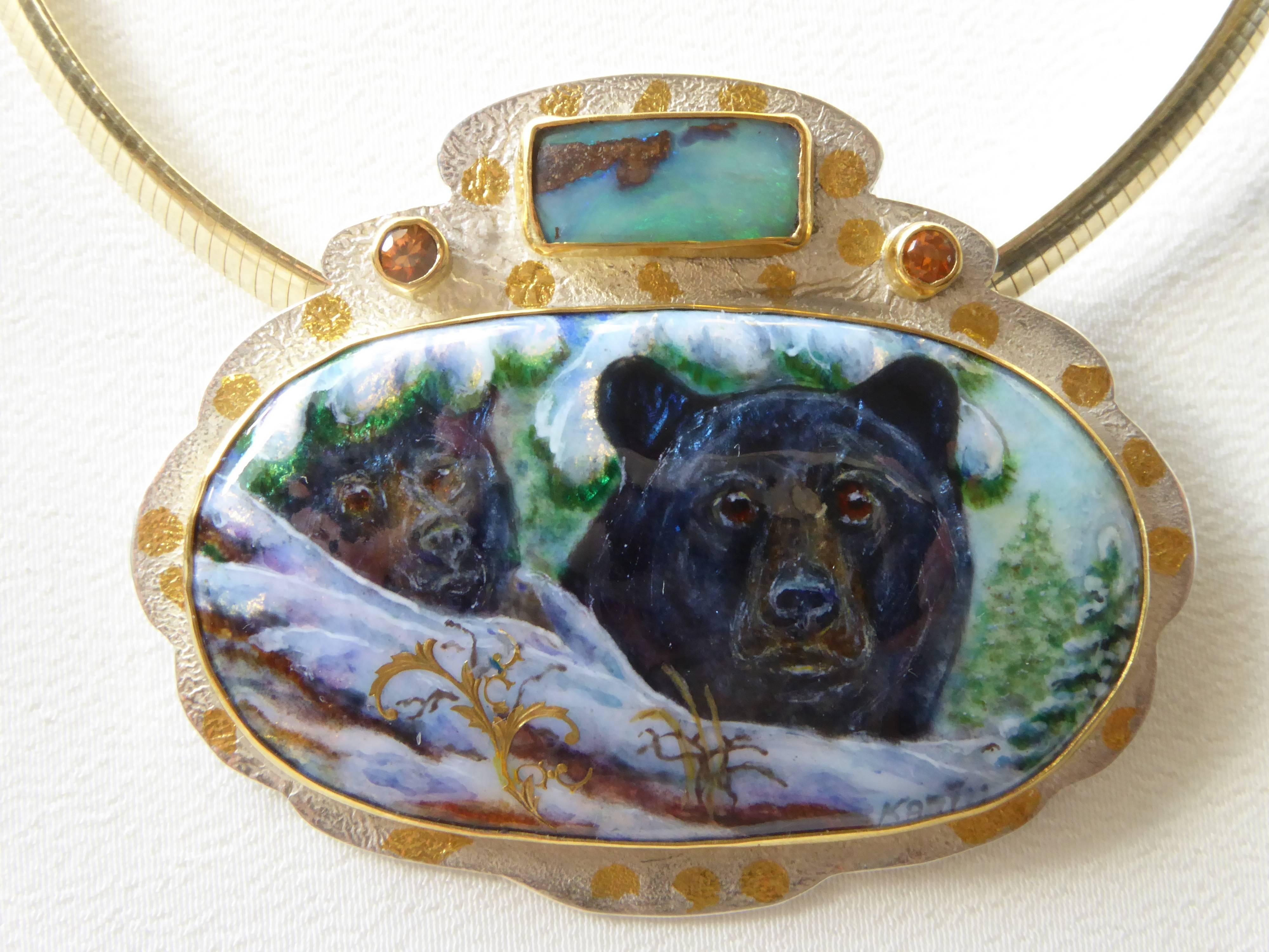 2 Black Bears